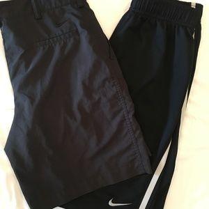 Big Boys Nike Shorts Bundle 14/16 Nike Golf